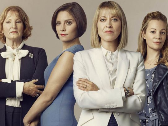 Divorce Law Drama 'The Split' Will Return For A Second Series