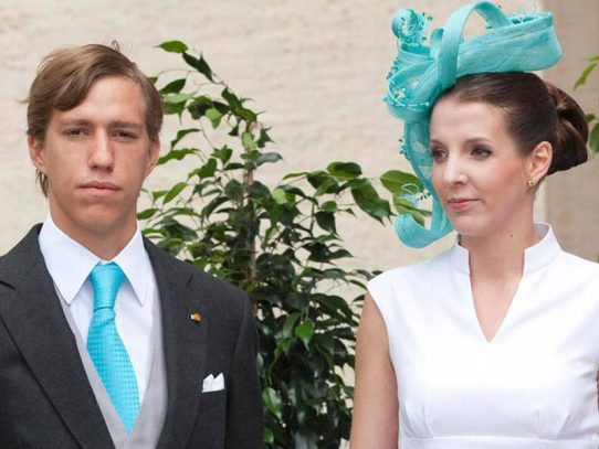 Princess Tessy of Luxembourg Represents Herself In Divorce Case