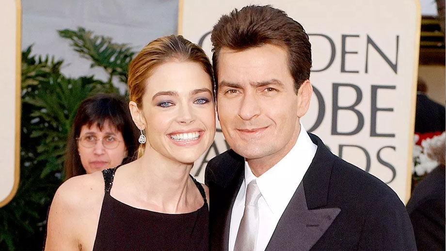 "Denise Richards on Her Divorce from Charlie Sheen; ""It Was Never Bitter"""